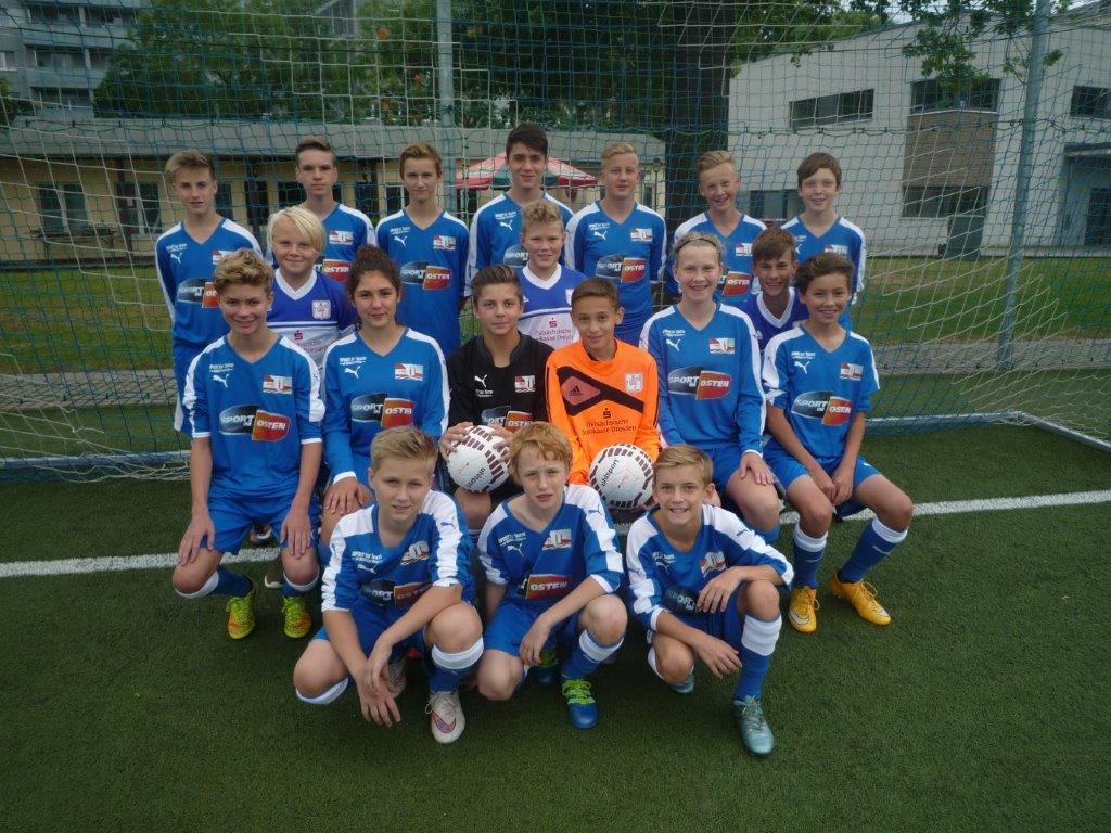 VfB Hellerau-Klotzsche : C-Jugend @ Kunstrasenplatz | Dresden | Sachsen | Deutschland