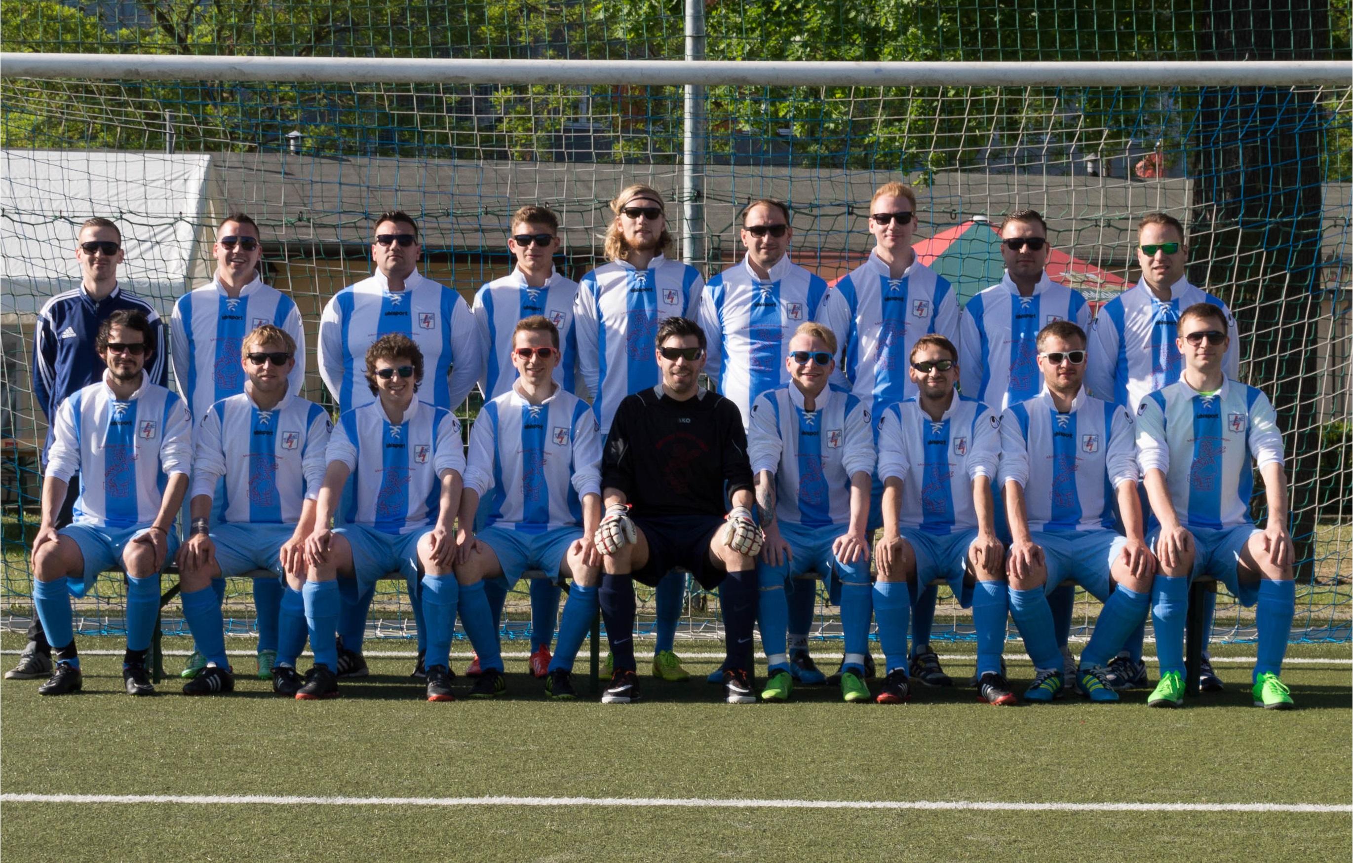 Dritte Männer - USV TU Dresden 2 (Testspiel) @ Kunstrasen Johannstadt   Dresden   Sachsen   Deutschland