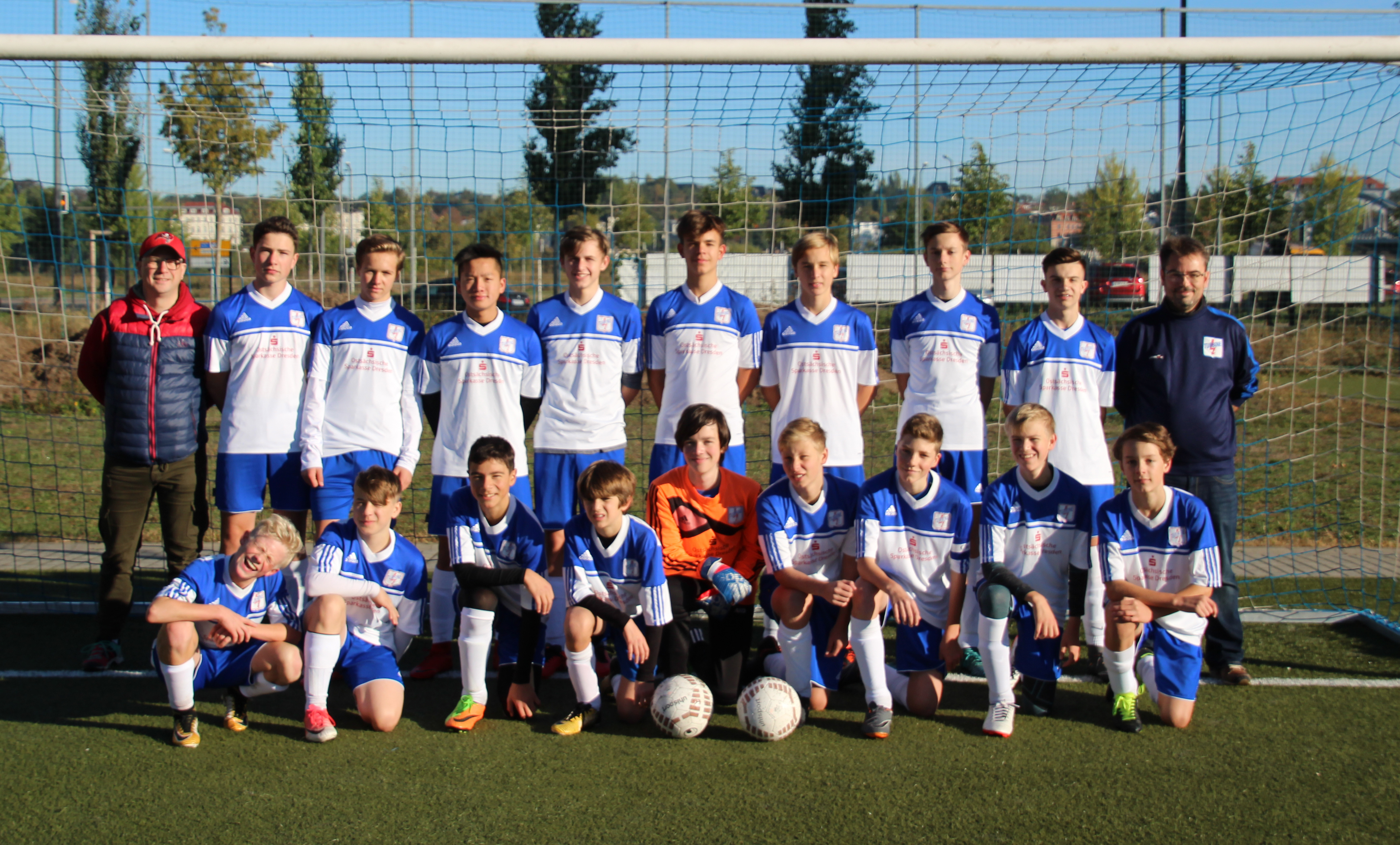 C-Jugend - TSV Cossebaude @ Kunstrasen Johannstadt | Dresden | Sachsen | Deutschland